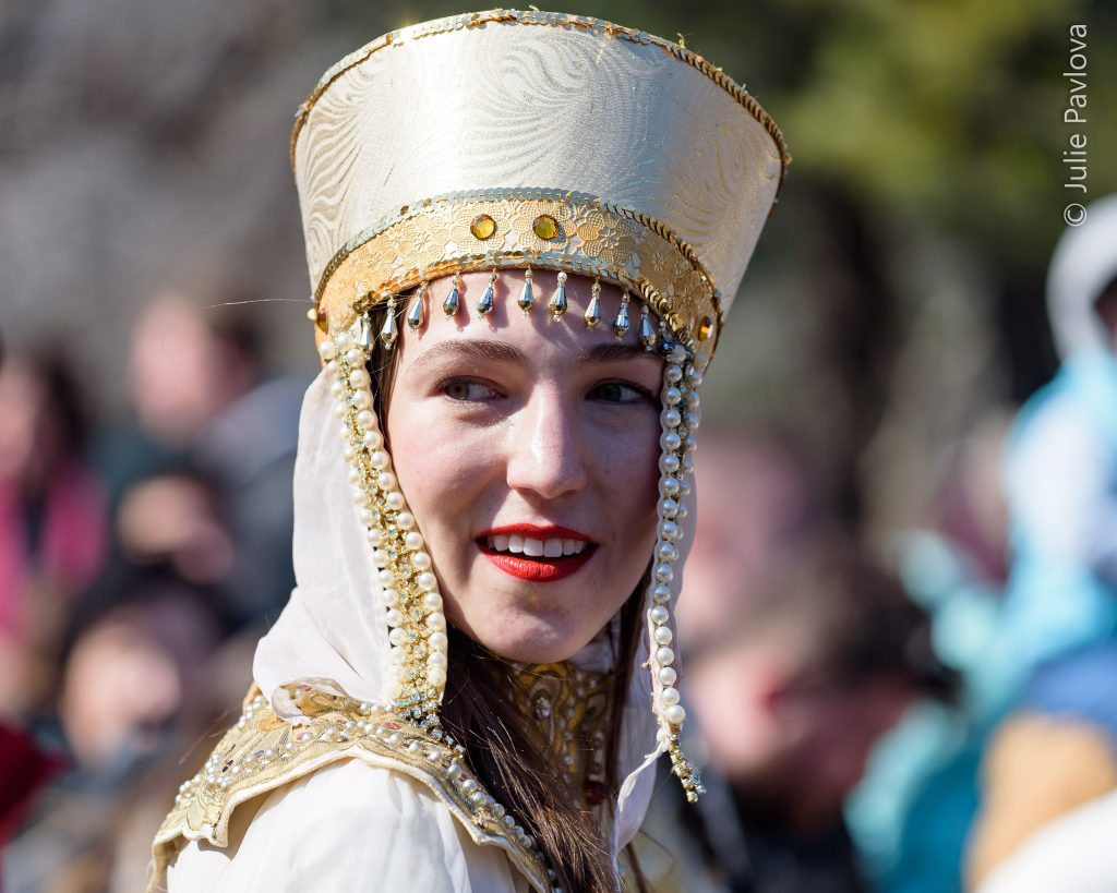 Maslenitsa (Масленица) in Central Park by Julie Pavlova Photography