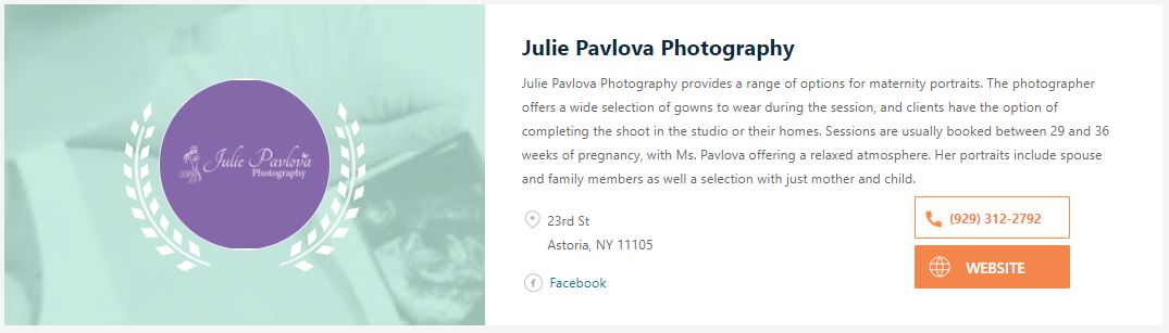 Expertise. Best Maternity Photographers in New York City 2020. Julie Pavlova Photography