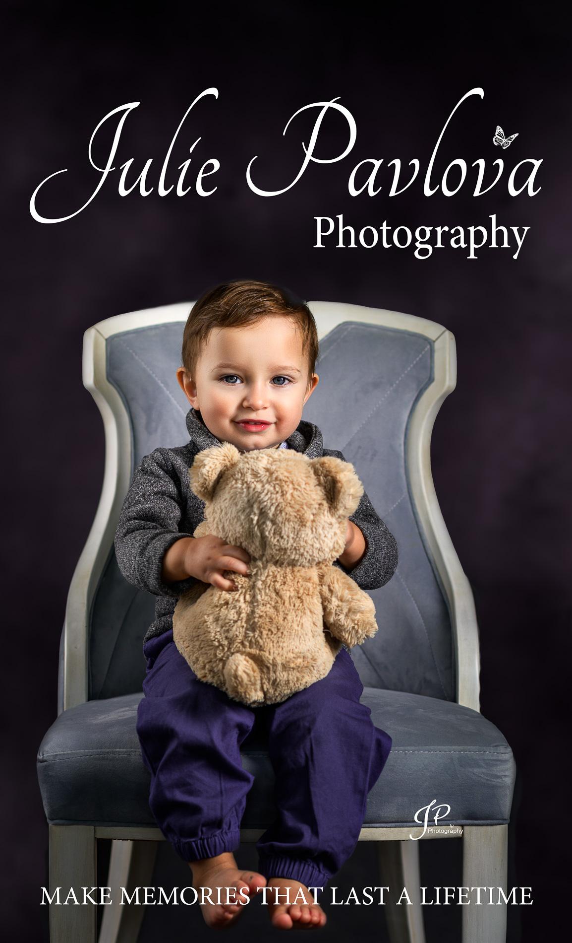 Fine Art Kid's Portrait by New Jersey professional photographer Julie Pavlova Photography, top 20 Best New York Photographers (Bergen County, NJ)