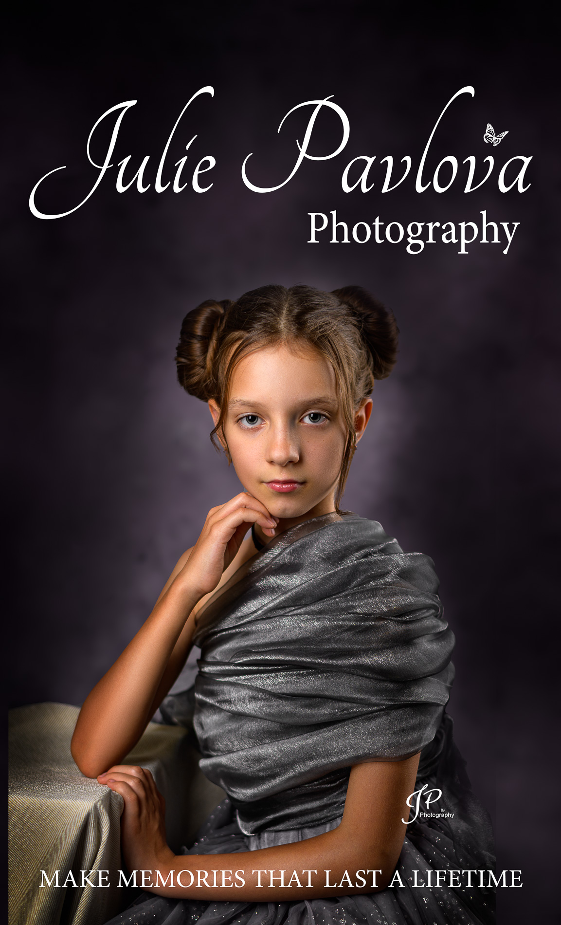 Fine Art Children Portrait by New Jersey professional photographer Julie Pavlova Photography, top 20 Best New York Photographers (Bergen County, NJ)